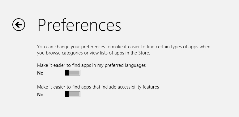 ¿Cómo encontrar más aplicaciones en la tienda Windows 8?
