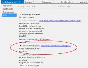 emulator express